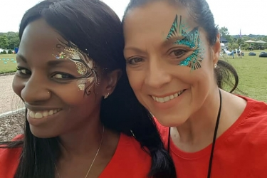 Image Hospitality: Summer festival at Amber Lakes